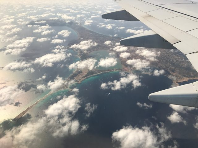 Coatsal View Of Island Cove And Wing When Flying