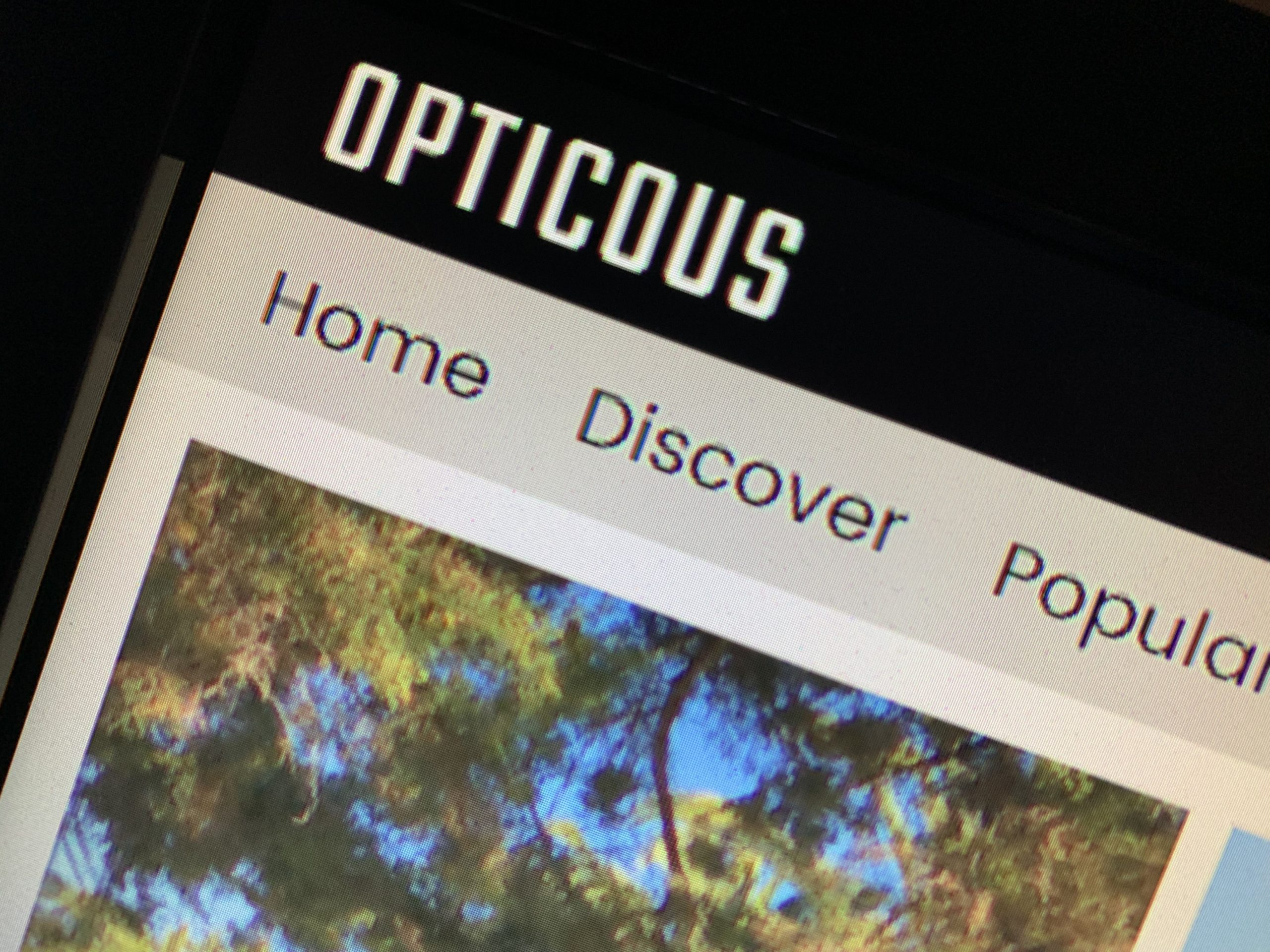 Opticous.com – The Launch Of A Dream Come True