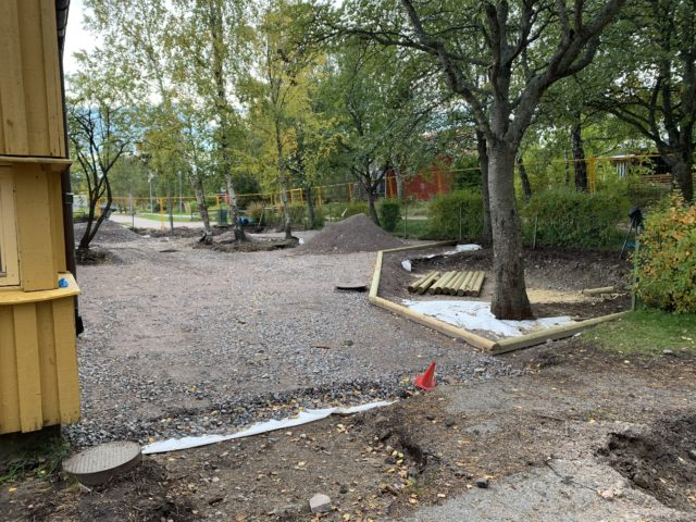 Playground And Park Restoration And Construction Work