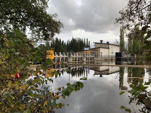 Small City Hydropower Plan Dam