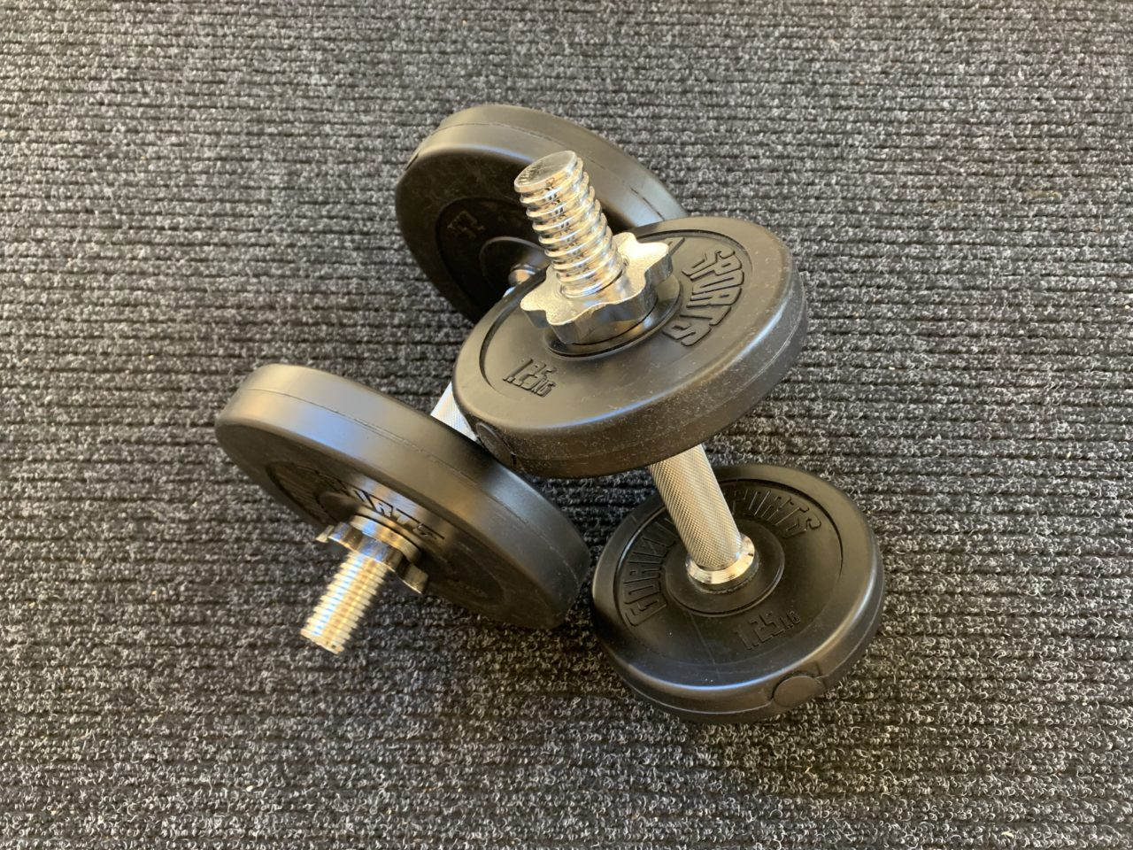 Dumbbells Workout Equipment For Weight Lifting
